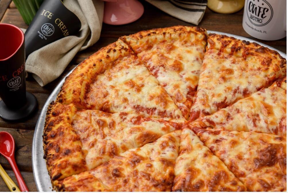 pizza on pensacola beach